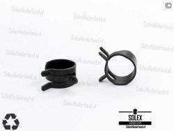 Solex slangklem benzineleiding 10mm