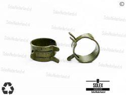 Solex slangklem benzineleiding 13mm