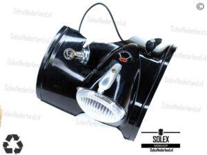Solex OTO koplamp rond