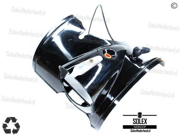 Solex OTO ronde koplamp