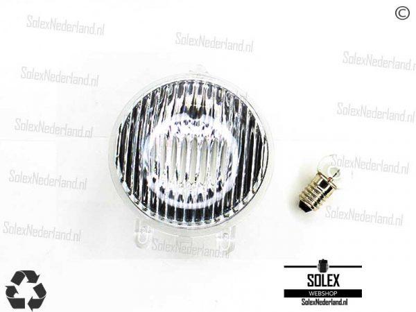 Solex OTO koplamp reflector rond