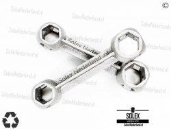 Solex gereedschap sleuteltje 9