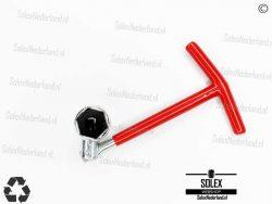 Solex Bougiesleutel 21mm professioneel