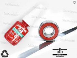 Solex Krukas Lager reparatie kit